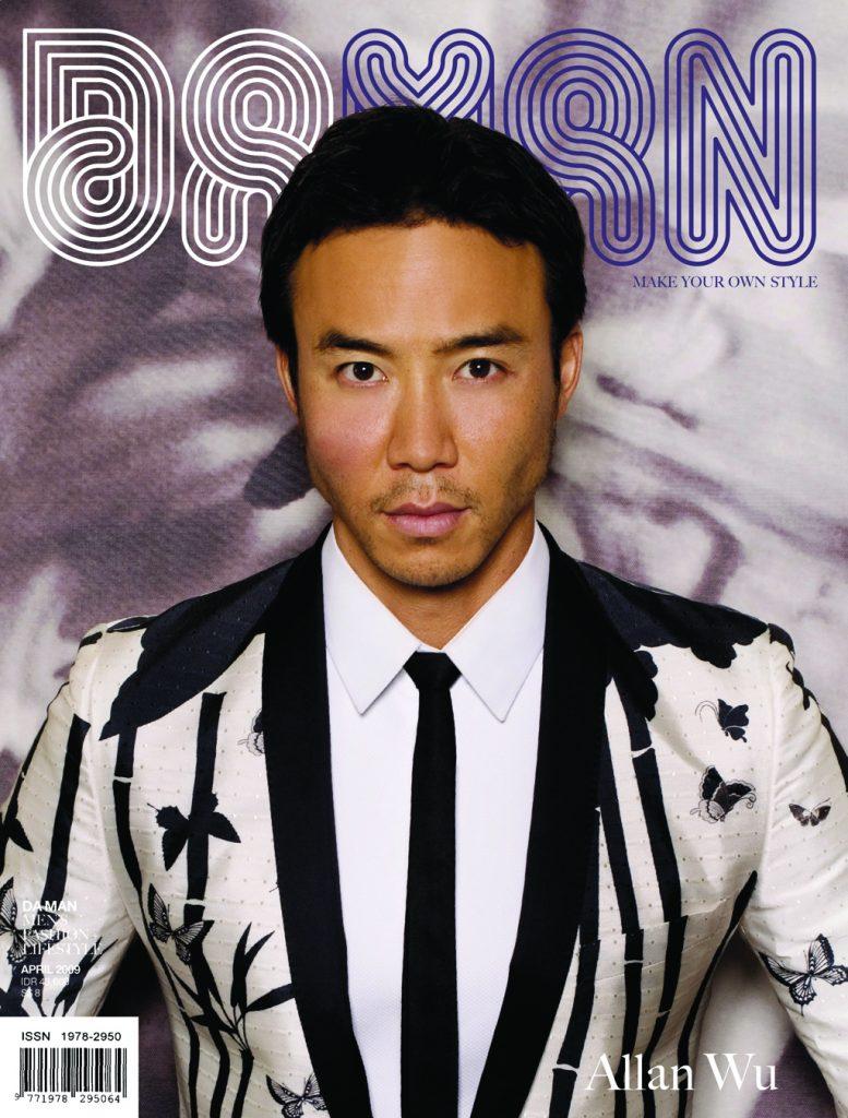 Cover DA MAN Apr 2009