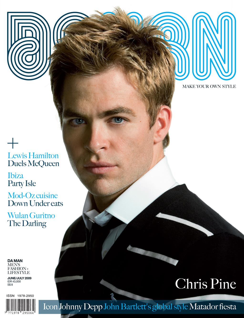 Cover DA MAN Jun/Jul 2009
