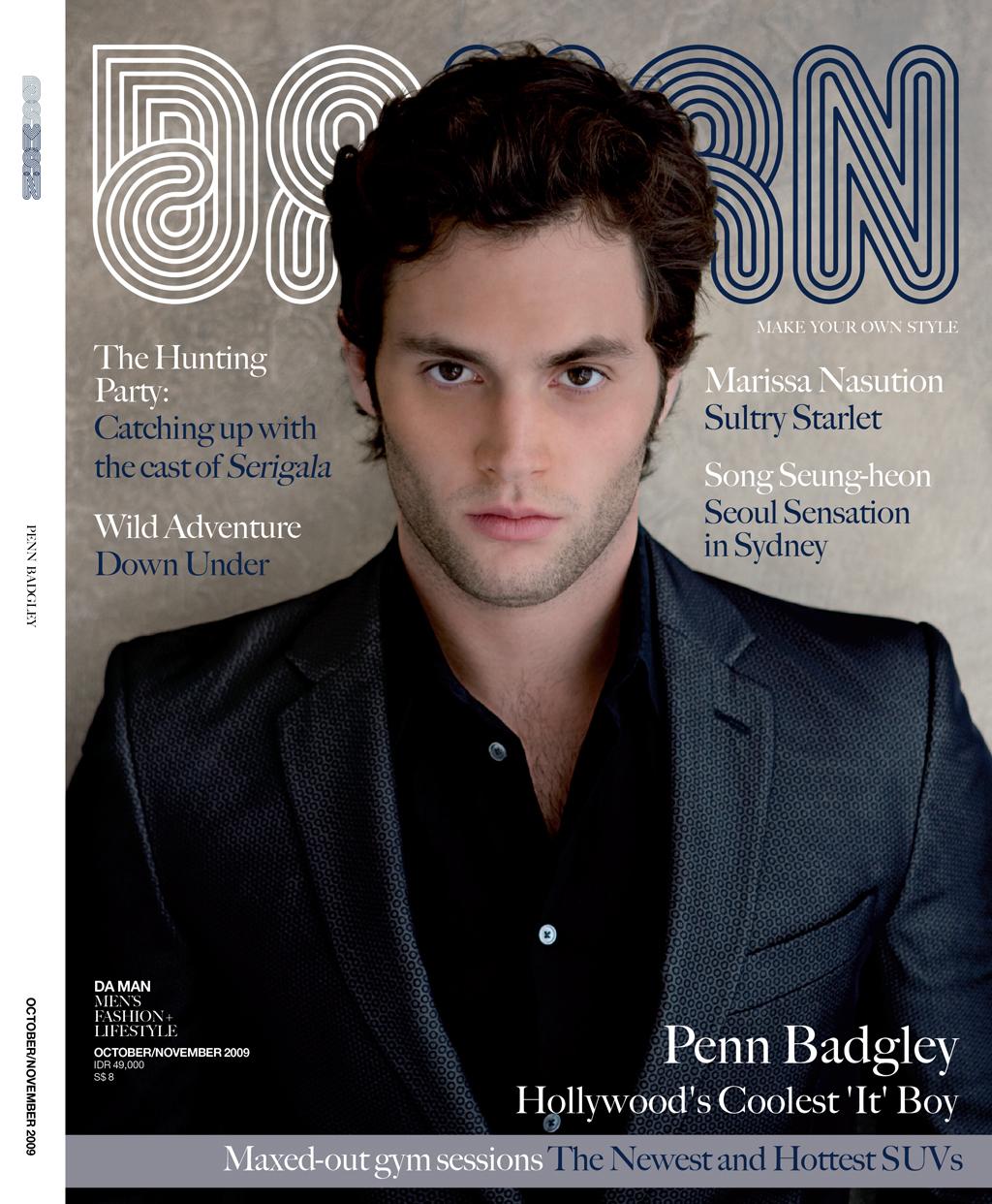 Cover DA MAN Oct/Nov 2009