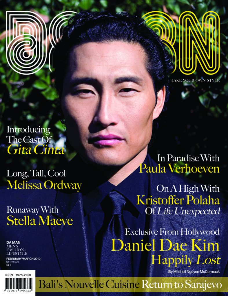 Cover DA MAN Feb/Mar 2010