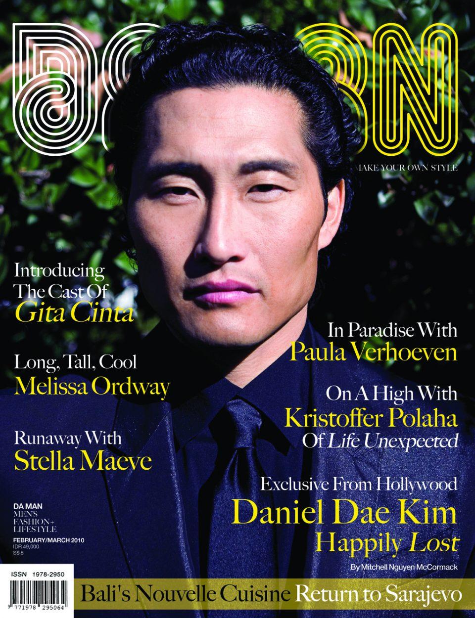Cover DA MAN Feb/Mar 2010