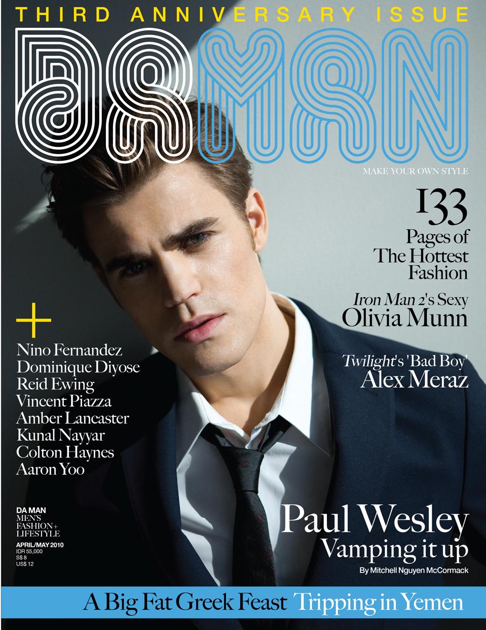Cover DA MAN Apr/May 2010