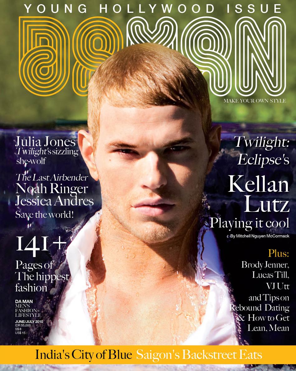 Cover DA MAN Jun/Jul 2010