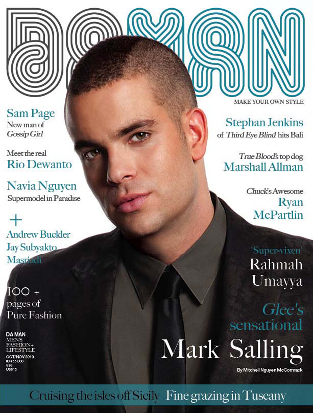 Cover DA MAN Oct/Nov 2010