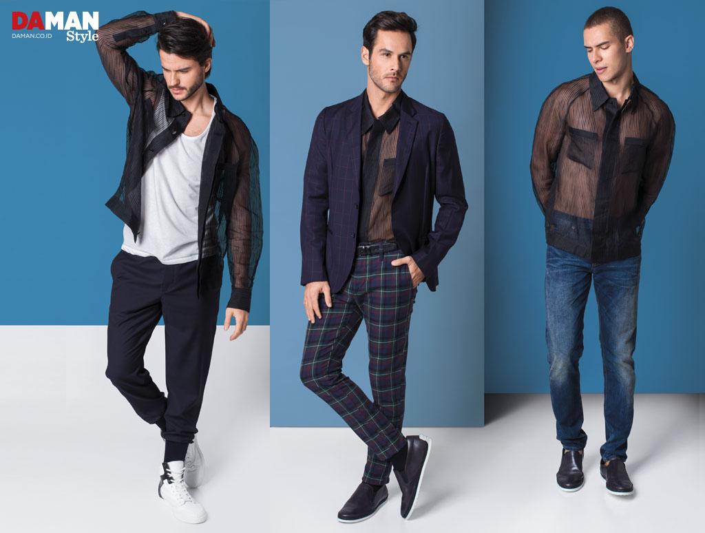 3 Ways to Wear Sheer Tops for Men | DA MAN Magazine