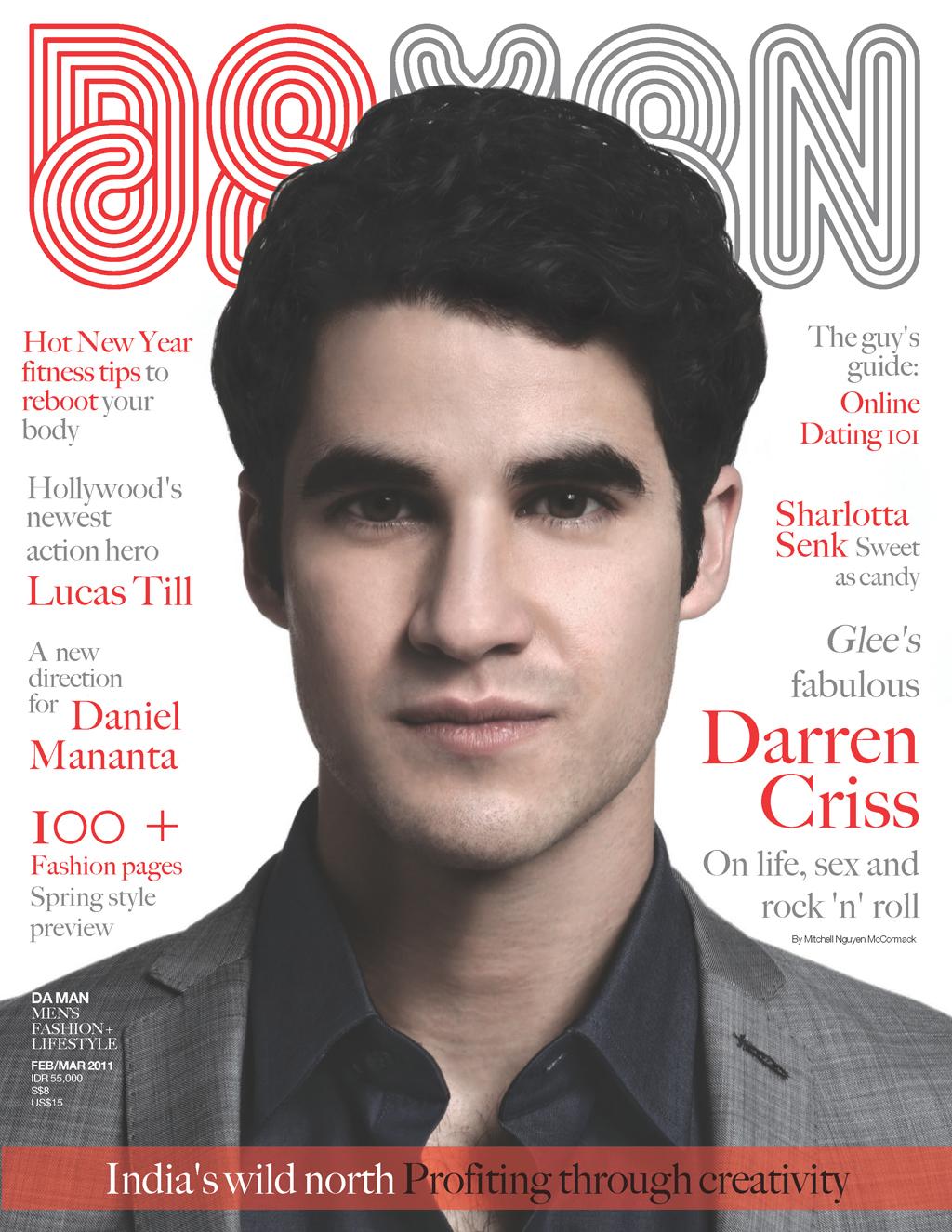 Cover DA MAN Feb/Mar 2011