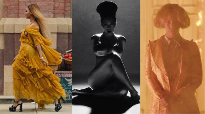 Beyonce Hottest Looks on Lemonade