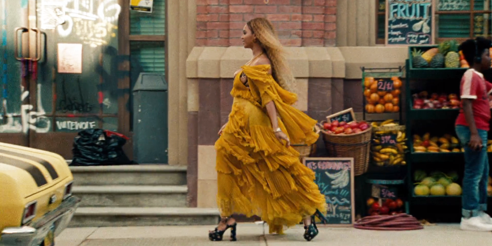 Beyonce Lemonade Roberto Cavalli and Saint Laurent