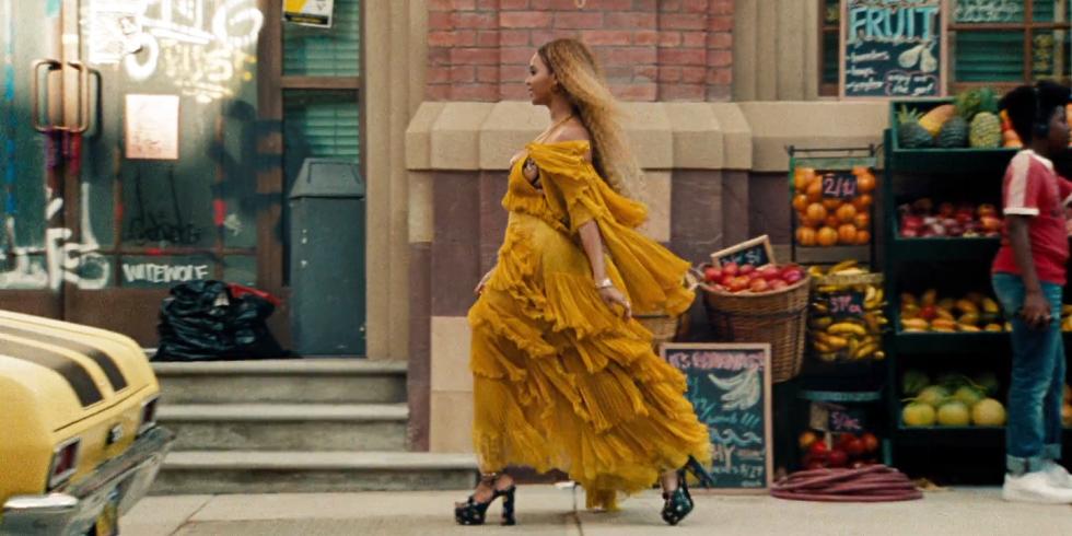 Beyonce Lemonade Roberto Cavalli and Saint Laurent