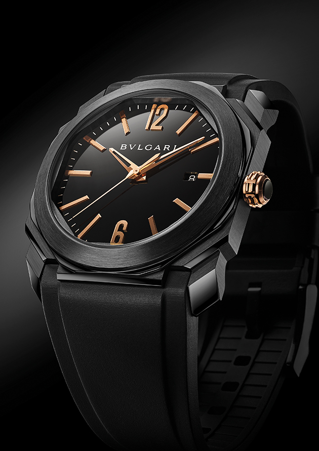 Bulgari Octo Ultranero