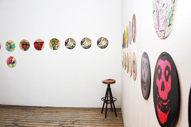 DA MAN Art ArtJog 2016-a display curated by Heri Pemad