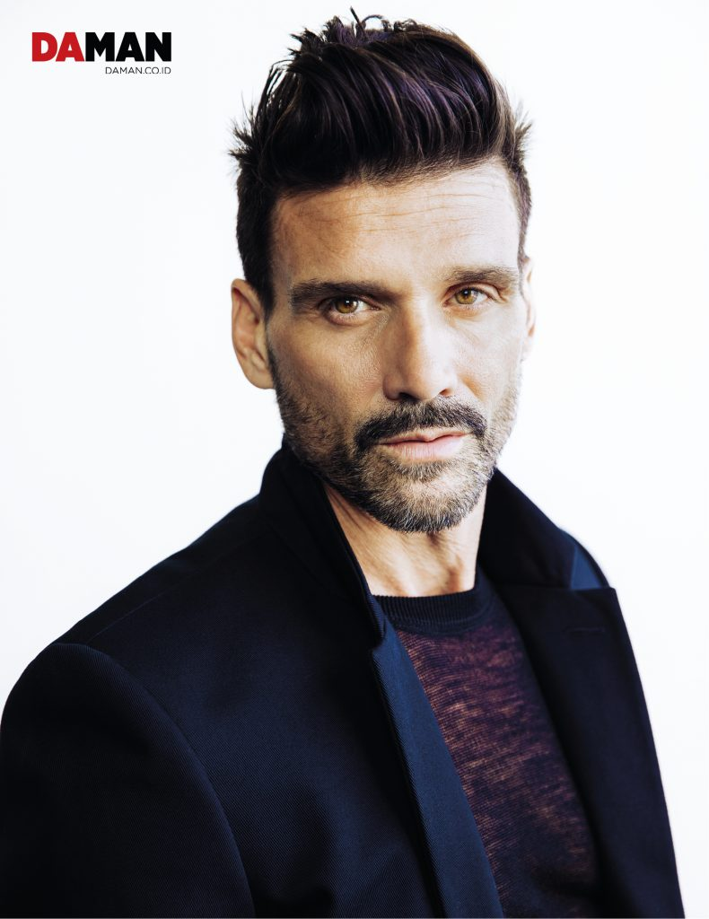 """Frank Grillo of """"Captain America: Civil War"""" is a Fighter ..."""