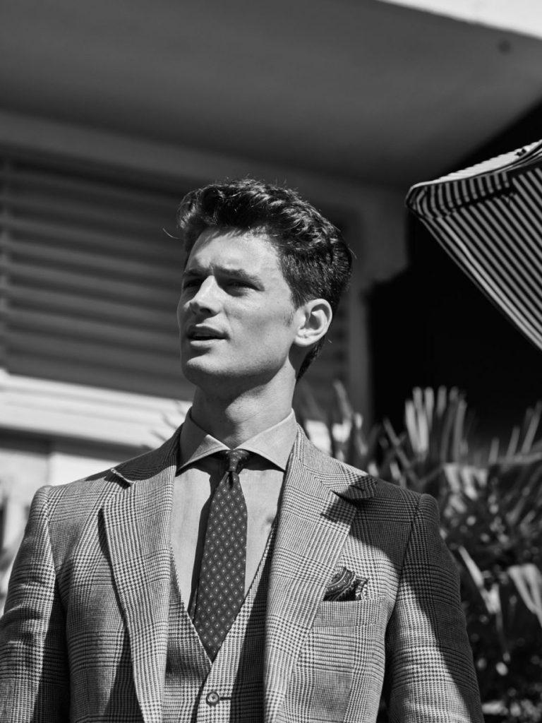 Garrett Neff for Massimo Dutti Personal Tailoring SS16-5