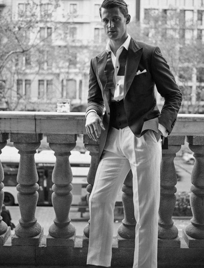 Garrett Neff for Massimo Dutti Personal Tailoring SS16-7