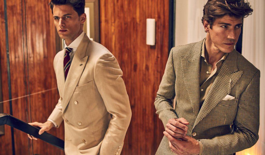 Garrett Neff for Massimo Dutti Personal Tailoring SS16-8