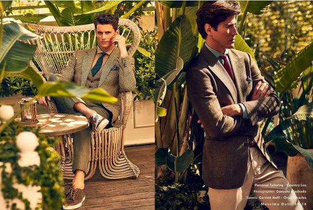 Garrett Neff for Massimo Dutti Personal Tailoring SS16-9