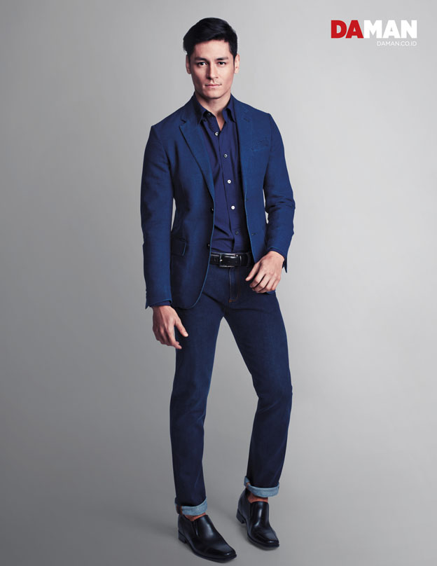Hideo Muraoka in Ermenegildo Zegna-Small