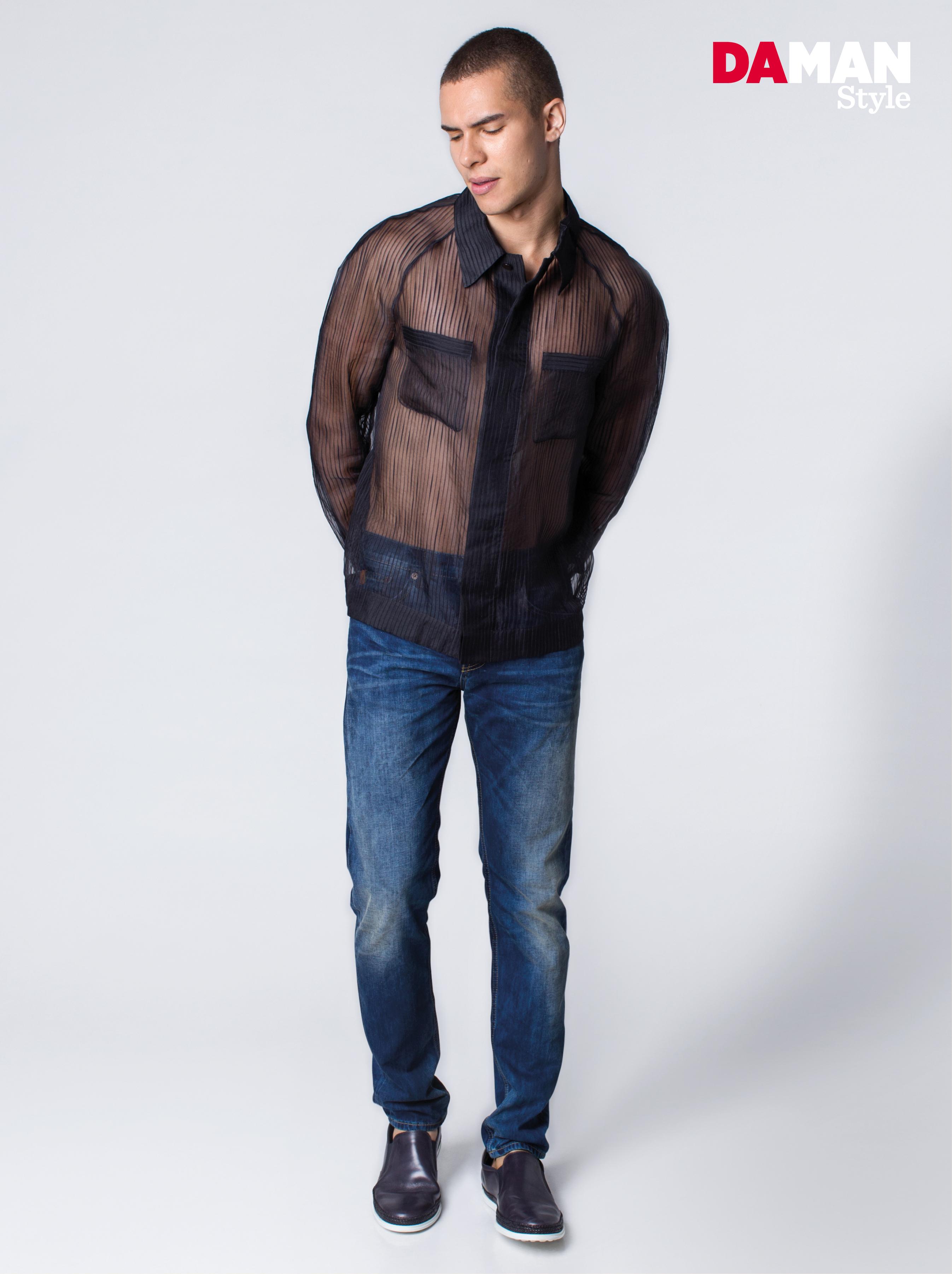 3 ways to wear sheer tops for men   da man magazine