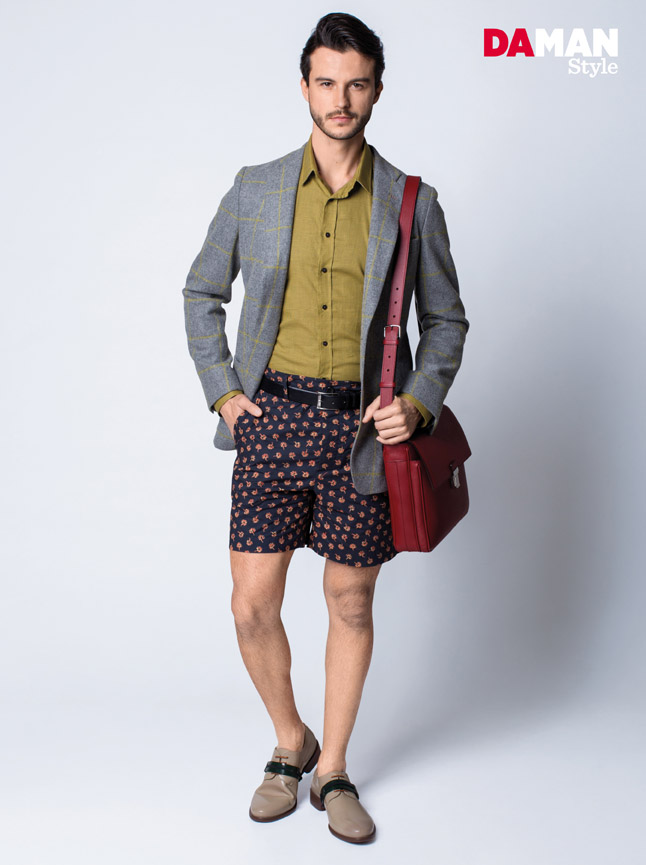 How to wear Short Shorts for Men-2-2
