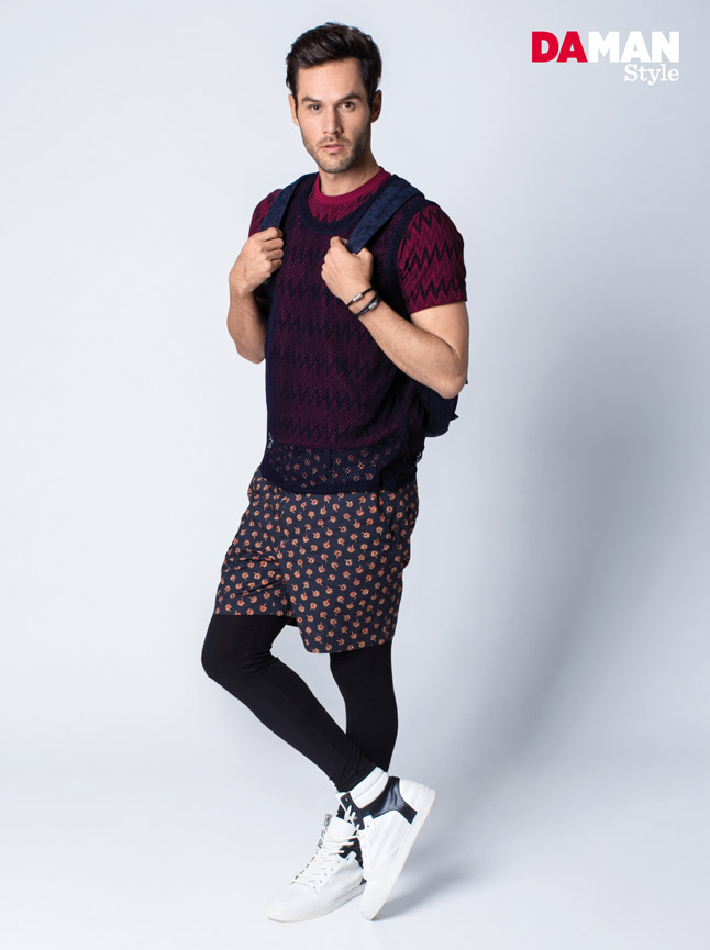 How to wear Short Shorts for Men-3-2