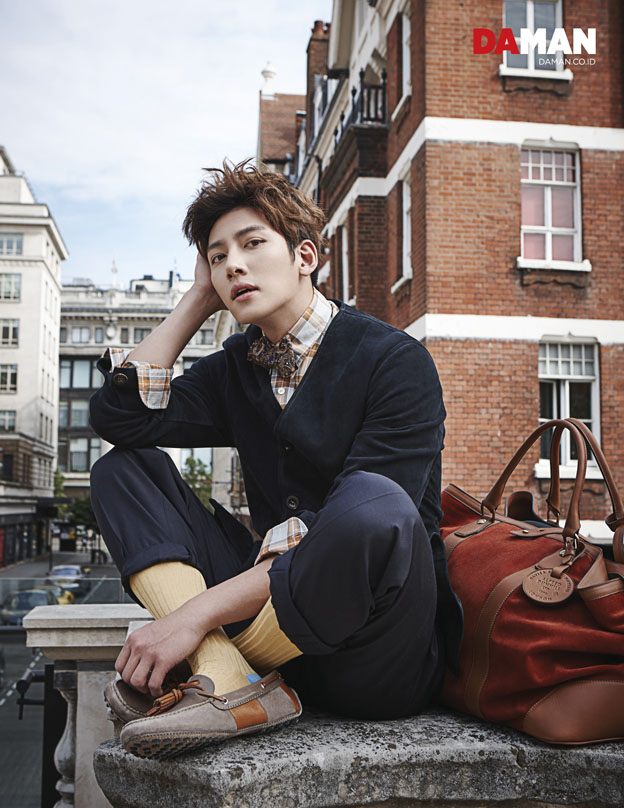 Ji Chang Wook in Alfred Dunhill London Exclusive Interview DA MAN_4-2