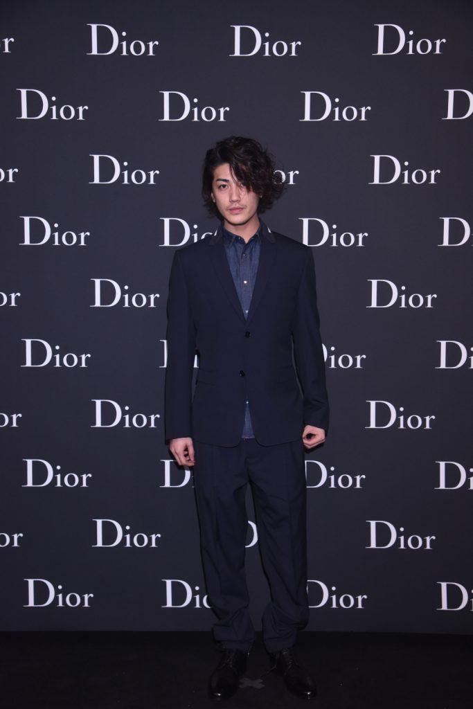 Jin Akanishi Dior Homme Hong Kong