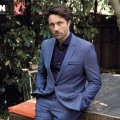 Martin Henderson Grey s Anatomy in Suit by Hugo Boss shirt by John Varvatos pocket square by O Harrow Clothiers copy