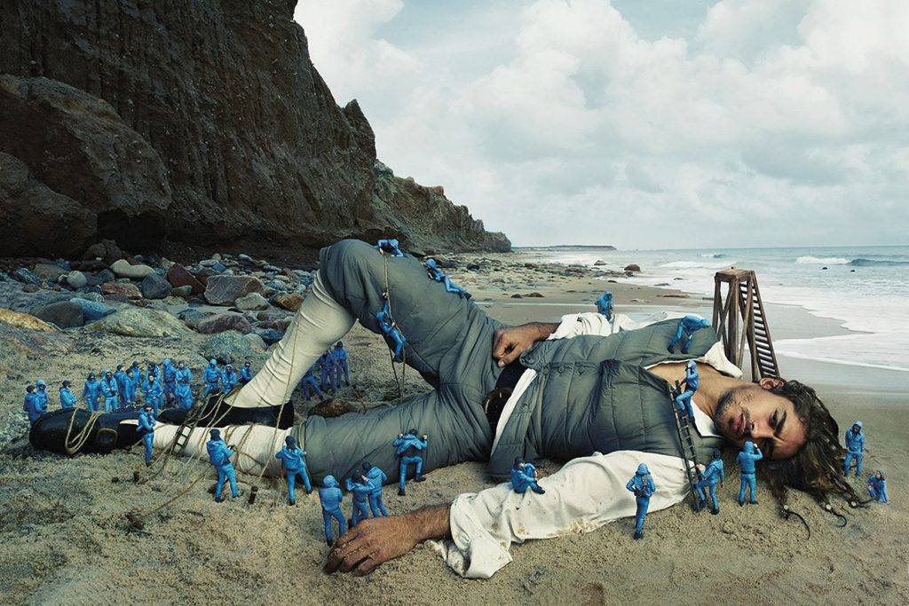 Moncler Spring Summer 2016 Ad Campaign