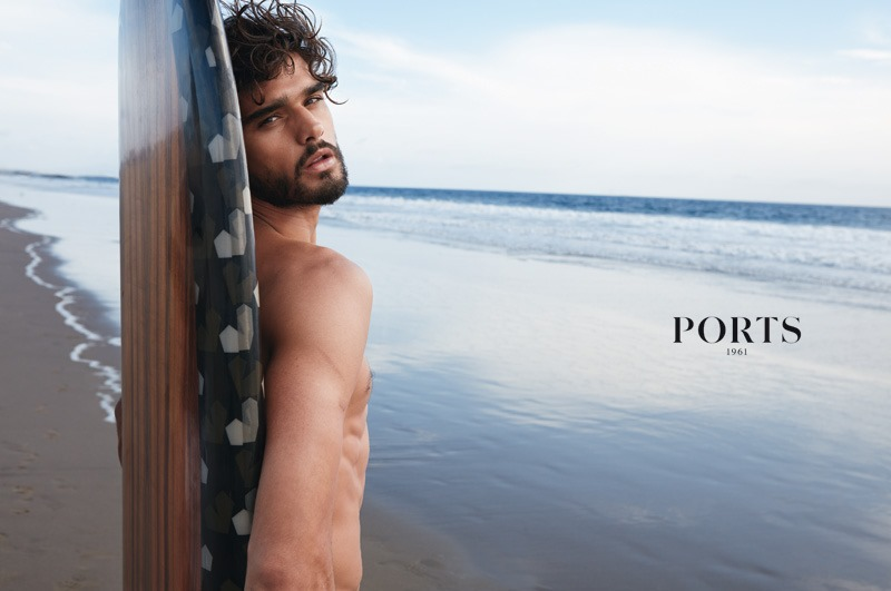 Ports 1961 Spring Summer 2016 Ad Campaign-1