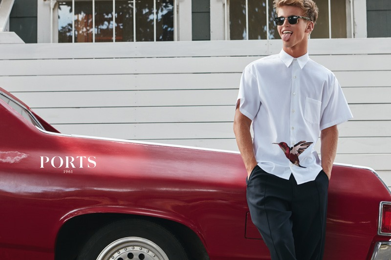 Ports 1961 Spring:Summer 2016 Ad Campaign-2