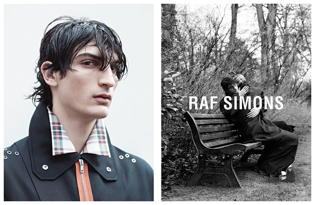 Raf Simons Spring Summer 2016 Ad Campaign