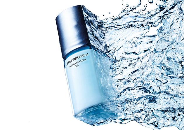 Shiseido Men Hydro Master Gel Damage Defense Complex copy