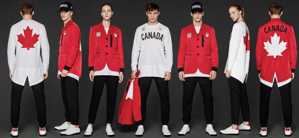 canada uniform rio 2016