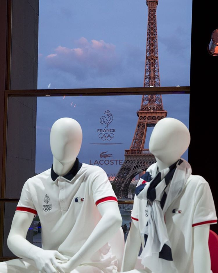 lacoste team france