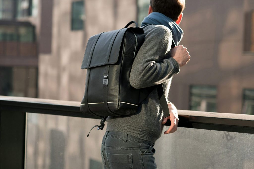 moleskine lineage backpack