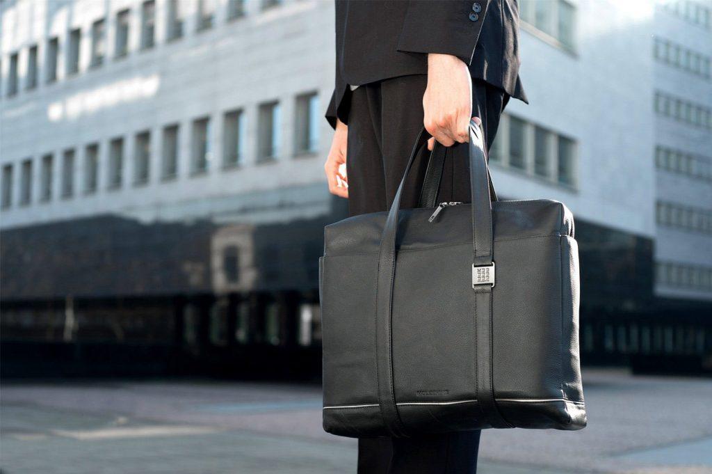 moleskine lineage briefcase