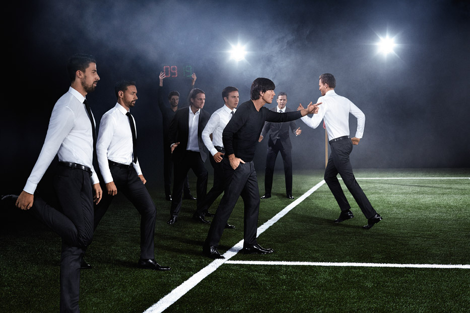 Germany NT in Hugo Boss-6