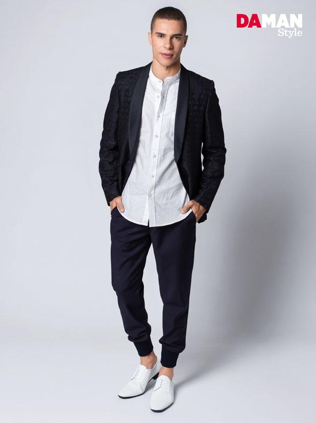 3 Stylish Ways to Wear Mandarin Collar Shirt