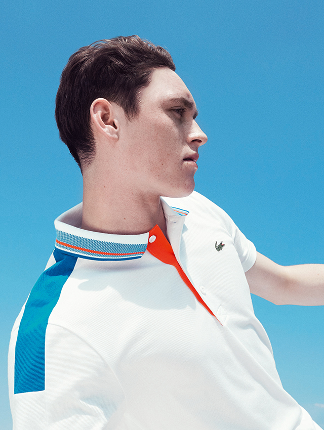 Lacoste Roland Garros capsule collection 2016-9