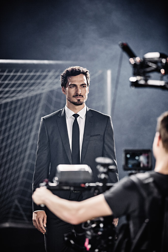 Mats Hummels Germany NT in Hugo Boss-2