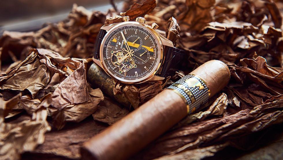 Zenith Cohiba watch-1