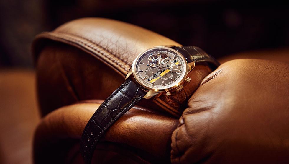 Zenith Cohiba watch-2