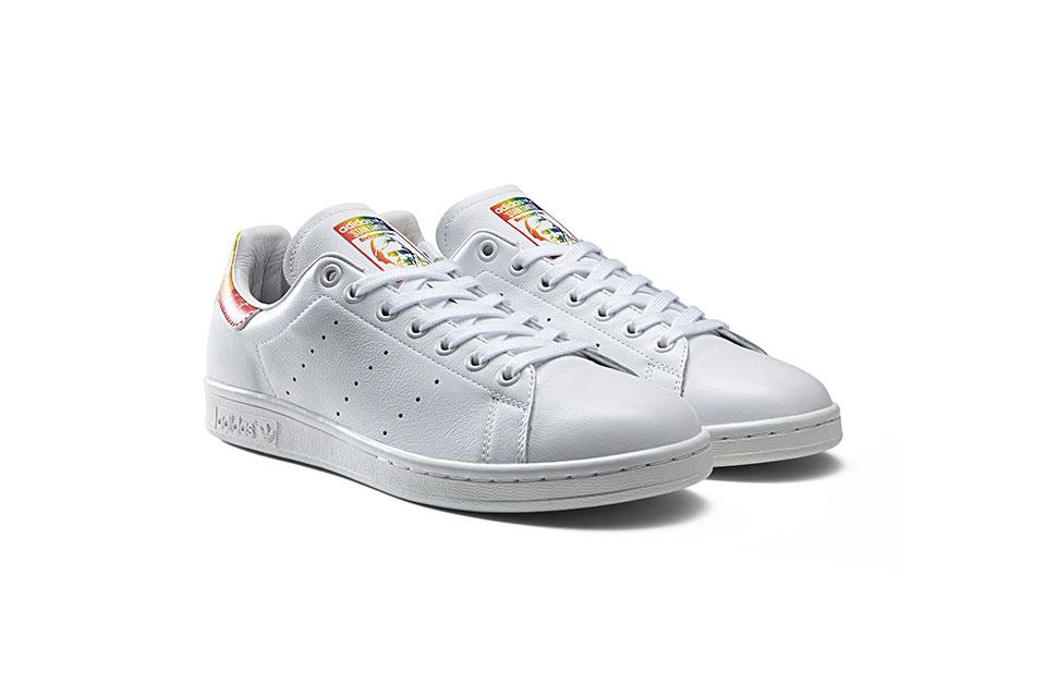 adidas Originals Pride Pack collection - stan smith