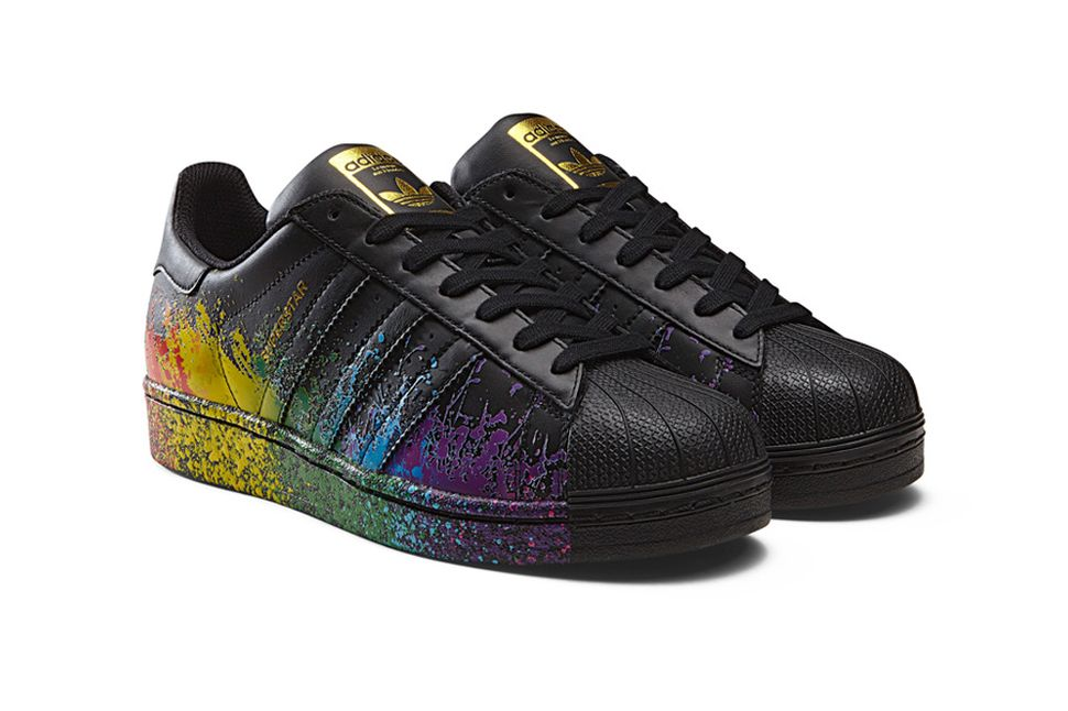 adidas Originals Pride Pack collection - superstar