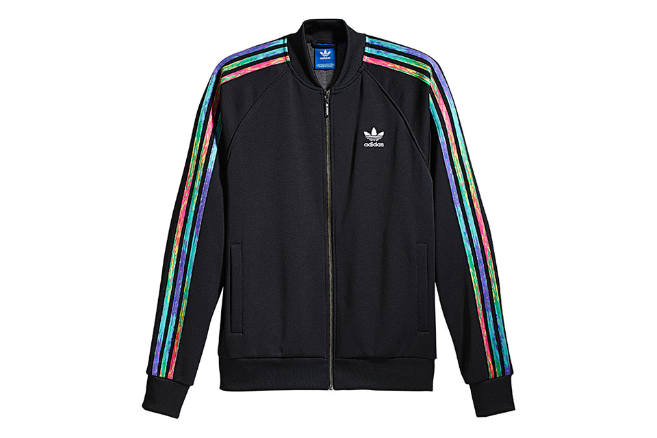 adidas Originals Pride Pack collection - track jacket