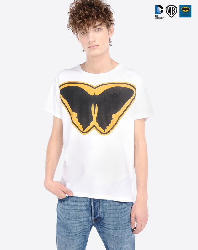batman dc comics valentino t-shirt