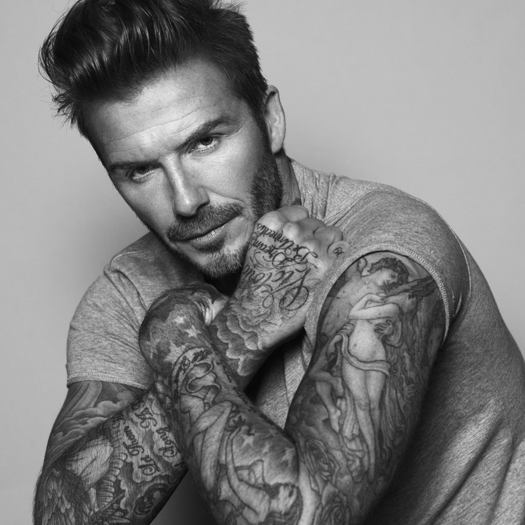 david beckham collaborates with biotherm homme