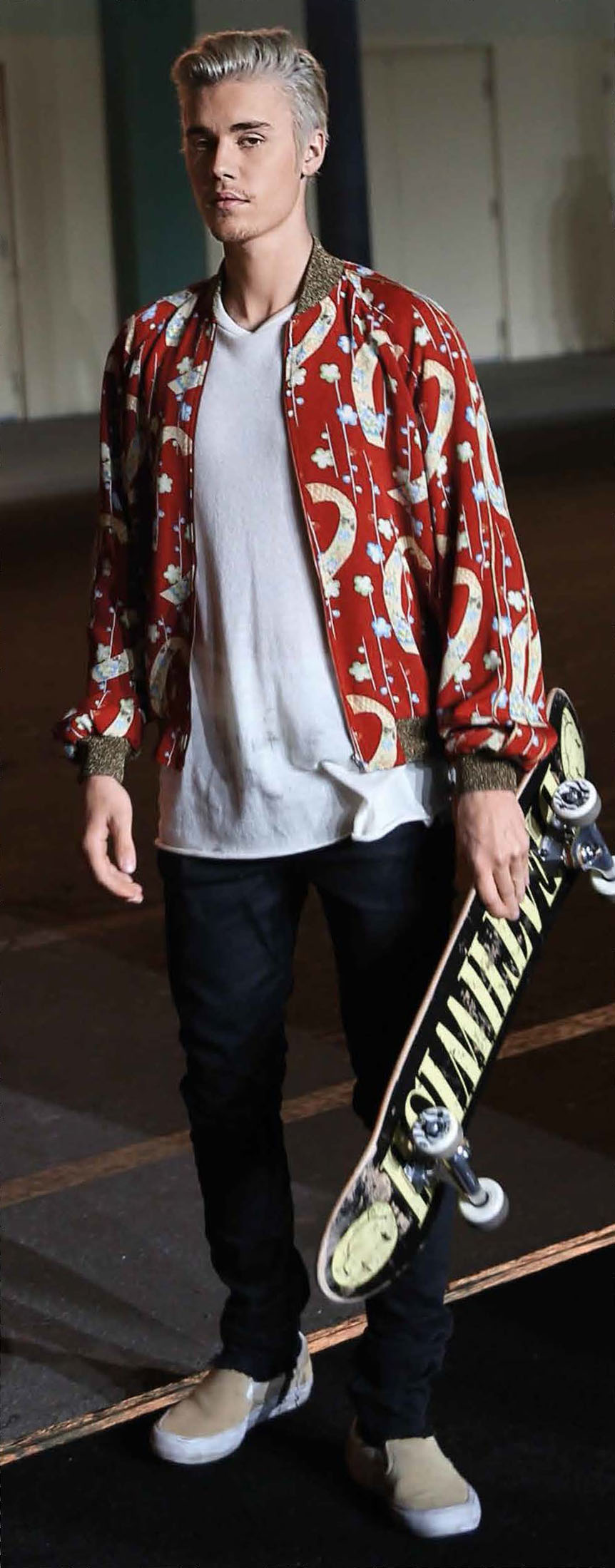 Get The Look And Feel Of Natural Wood For Your Front Door: How To Dress Like An A-Lister: Justin Bieber
