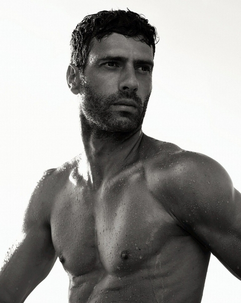 hugo parisi for chanel homme allure sport