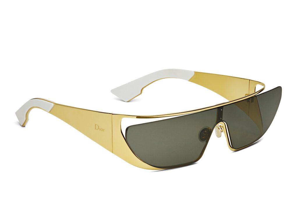 Frames from Dior's Rihanna sunglasses